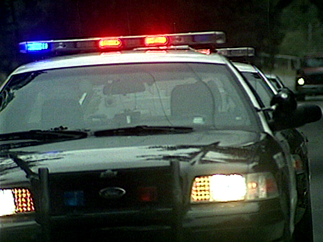 rams police car