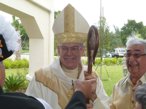 St John Catholic Church Formally Blessed And Dedicated