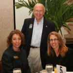 Susan Wandersman, Mike Wolfson and Merryl Haber