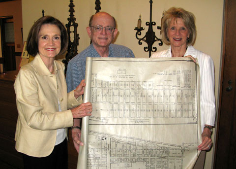 City of boca raton donates historical documents to the boca raton boca raton malvernweather Choice Image