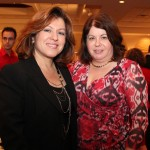 Dr. Marta I. Rendon and Fern Cole of The Rendon Center for Dermatology and Aesthetic Medicine.