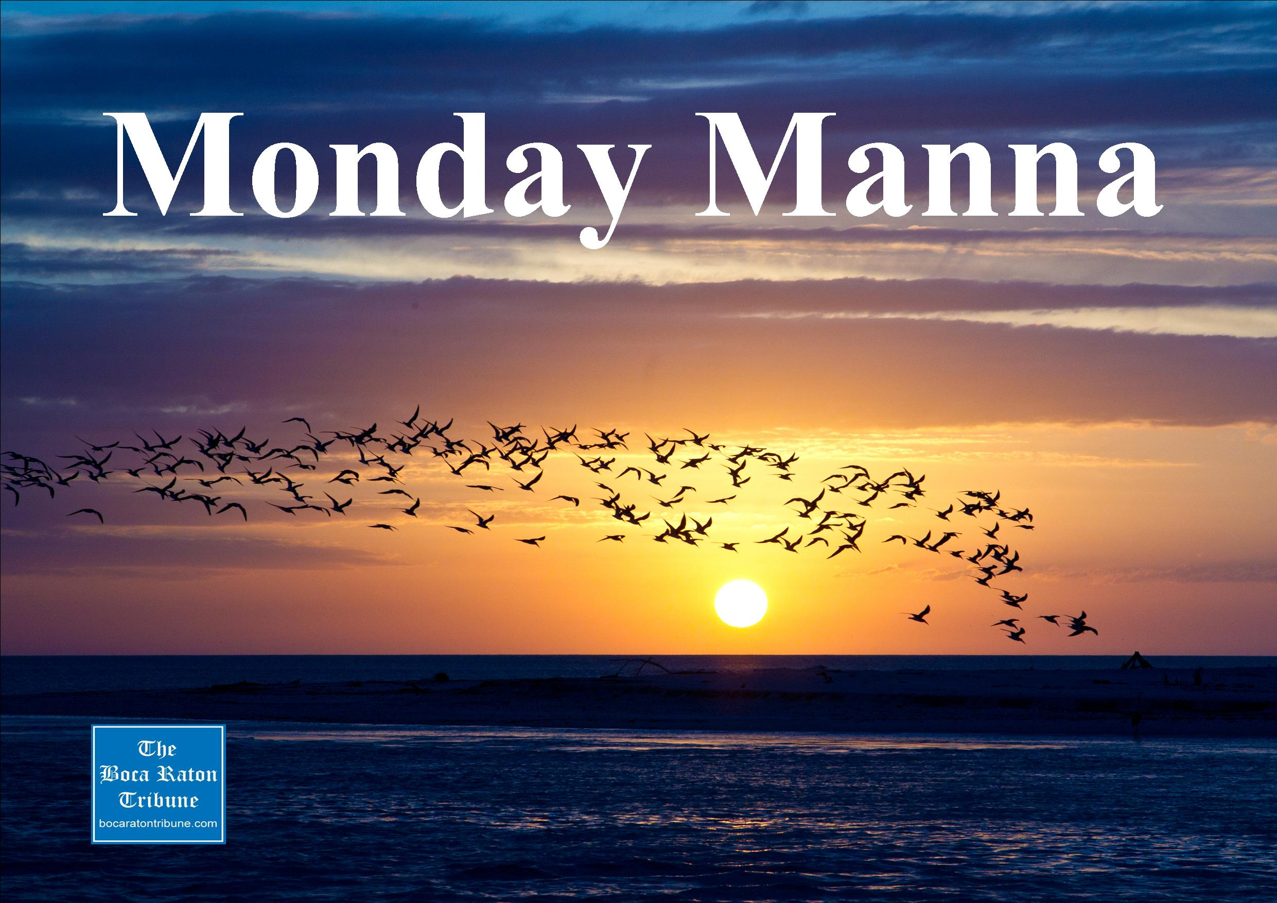 Monday Manna Boca