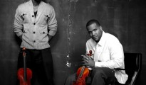 Photo, Black Violin, Black and White, IMG_0011