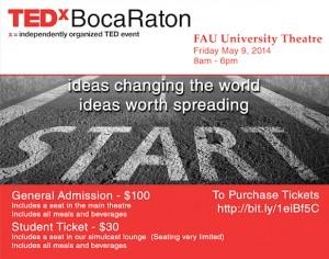 TEDx Flyer