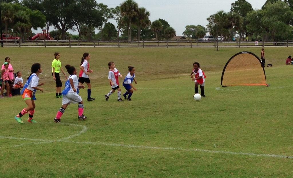 Pick Up Soccer West Palm Beach
