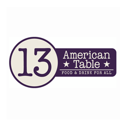Tucci s 13 american table two restaurants same great for 13 american table boca raton