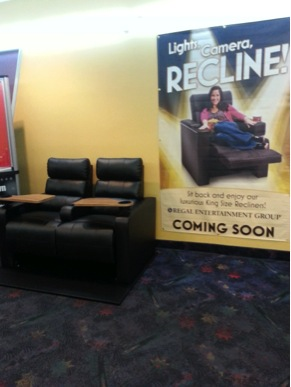 Browse Regal Cinemas movie theaters on Moviefone. Back to Movie Theaters Regal Cinemas. Information about Regal Cinemas. Theater listings, movie times, tickets, directions, amenities, and more.