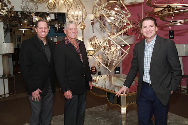 Ken Lebersfeld, Herman Lebersfeld And Eric Lebersfeld