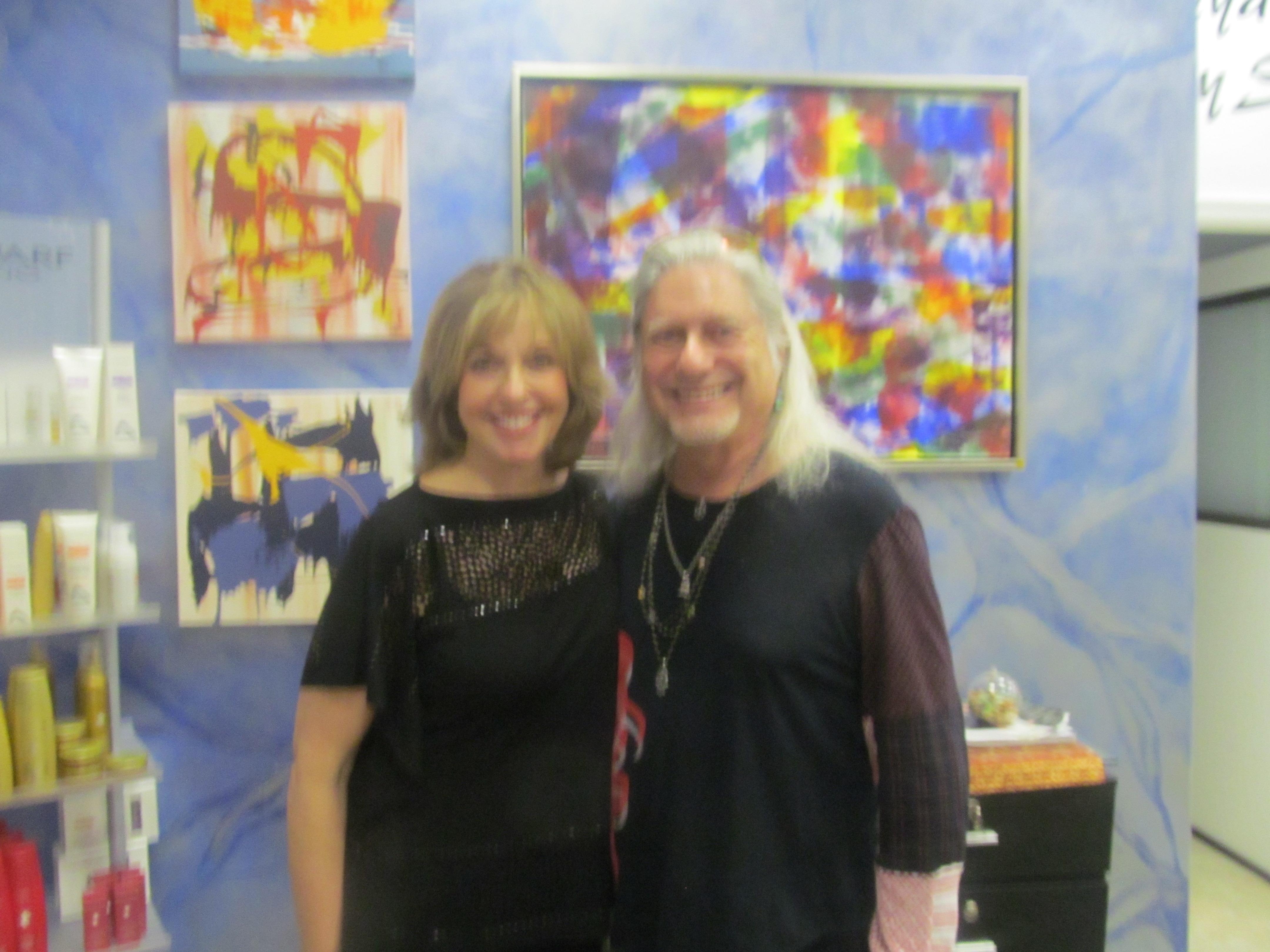 Art Exhibit At Mario Sons Boca Raton News Most