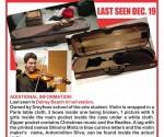 Lost Violin