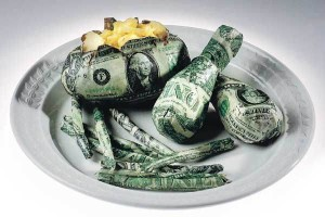 money_food