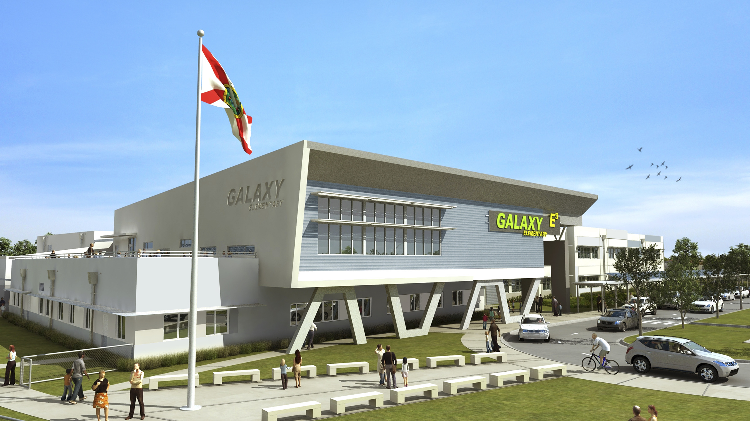 Galaxy Elementary School Boynton Beach