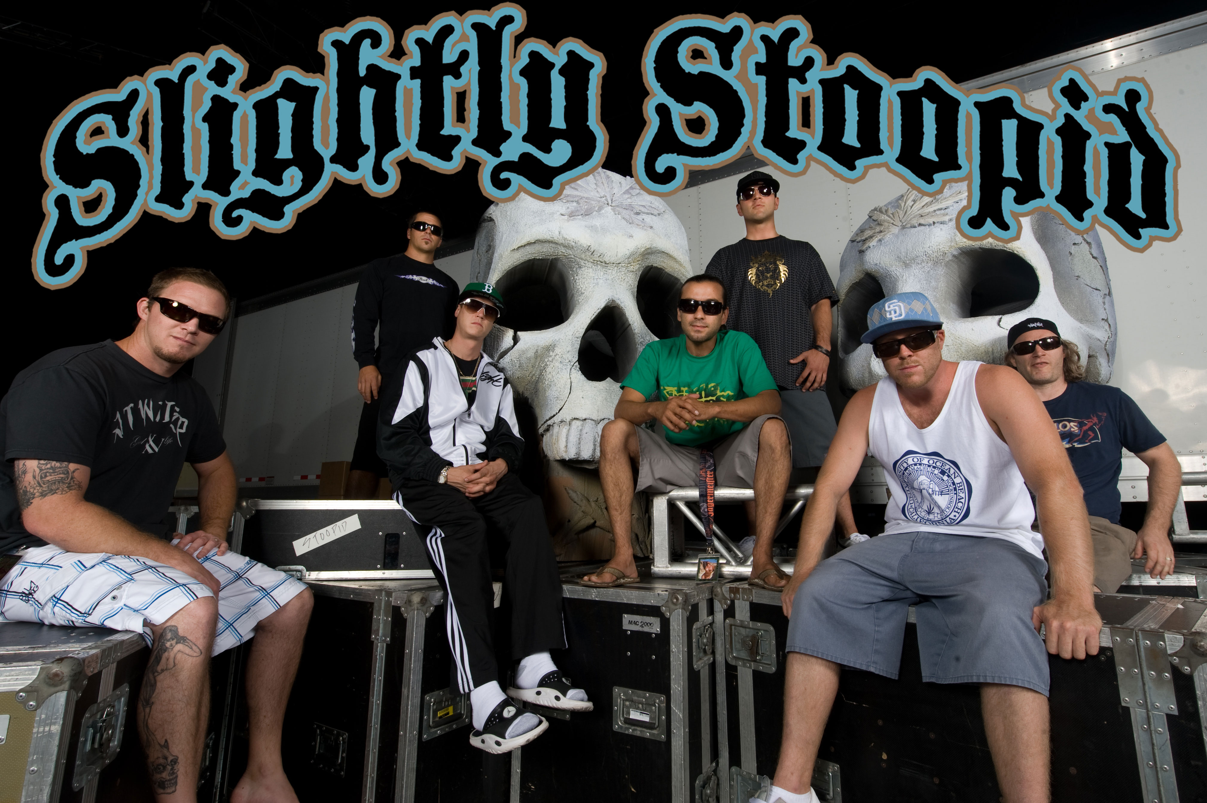 A Concert Review Sitting Down With Slightly Stoopid