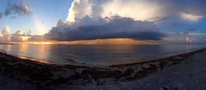 Sunrise & Thunder - Happy Tuesday Boca Raton - Photo Courtesy Rick Alovis