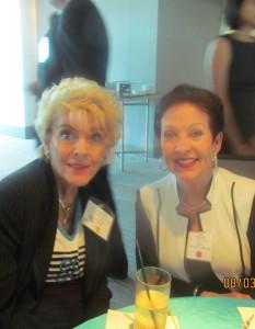Yvonne Boice Zucaro and Holli Rockwell Tubinsky