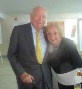 Dr. Ira and June Gelb of FAU