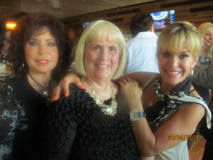 Wendy Baum, Charlotte Beasley and Marza Black