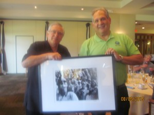 Mike Gora and Deputy Mayor Robert Weinroth
