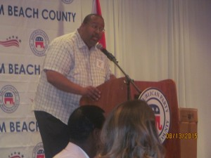 PBC Chairman of Rep. Party, Michael Barnett