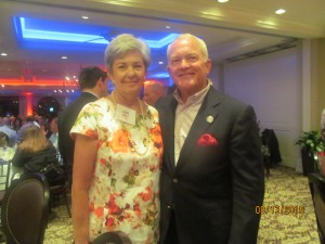 Donna Winterspoon and former Congressman, Mark Foley