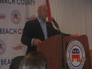Brian Mast, Candidate for Congress