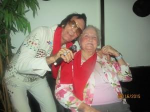 Ronnie Davis and Marti Littlefield