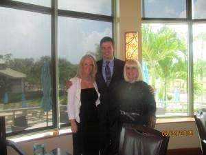 Sharon Di Pietro, Thomas Kassner, and Charlote Beasley