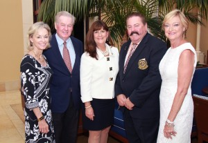 Bonny Smith, Bill T. Smith, Jr., Mayor Susan Haynie, Frank Feiler , Nancy