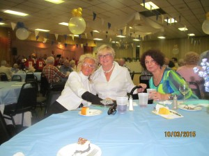 Jean Salla, Joan Dulin and Connie Hainline