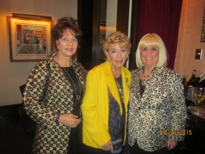 Suellen Mann, Dr. Boice Zucaro and Charlotte Beasley