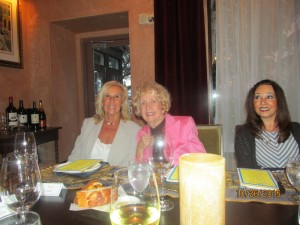 Yvonne's Asst. Bernice and Barbara Mc Cormick
