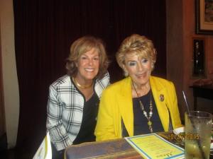 Karen Burke and Dr. Yvonne Boice Zucaro