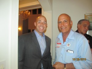 Brian Mast, Candidate for Congress with Mark Goldman
