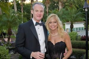 Rex Kirby and Kelly Smallridge