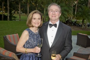Mary and Frank Csar