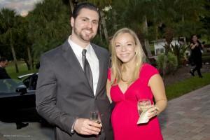 Christopher & Brooke Dipietro of Tiffany & Co.