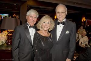 Neil Haynie, Marilyn Simon Weinberg and Jay Weinberg