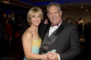Pamela & Deputy Mayor Robert Weinroth