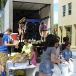 Yom Kippur Food drive 3
