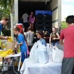 Yom Kippur Food drive 4