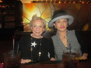 June Gelb and Sharon Schornstein