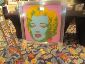 Marilyn Monroe seragraph