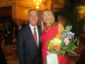 Steve and Helene Weicholz