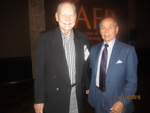 Bob Beasley and Tony Luis
