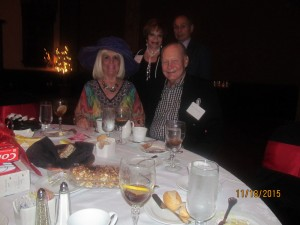 Charlotte and Bob Beasley and Sandi Solomon and Tony Luis