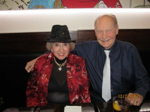 Marleen Forkas and Bob Beasley