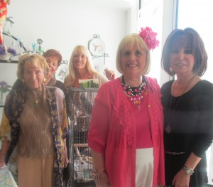 Flossy's Bird Party, Flossy, Linda Rich, Kris Taddich, Charlotte Beasley and Wendy Baum