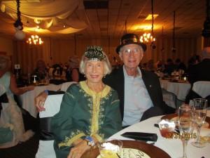 Dorothy Guinn and Jack Merkl
