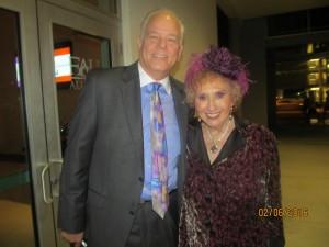 Jon Kaye and Marleen Forkas