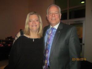 Bonnie and Jon Kaye